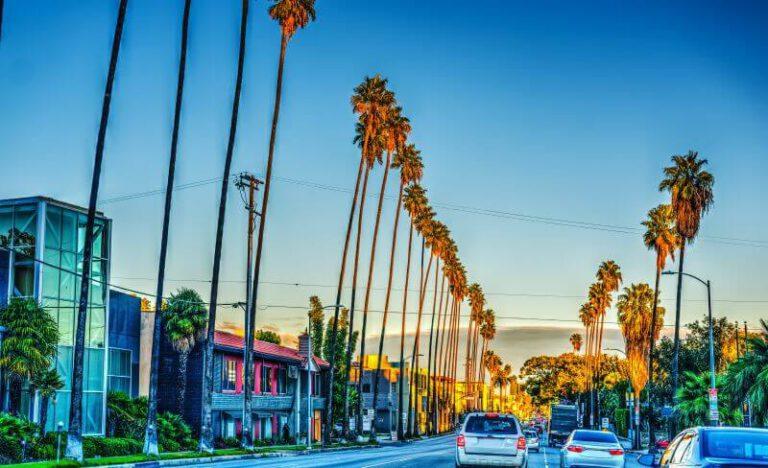 חקיקה ואכיפה בלוס אנג'לס